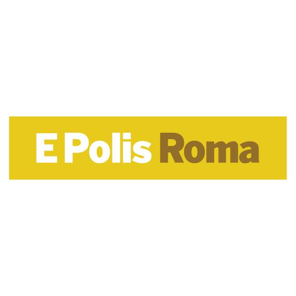 E Polis Roma Logo ,Logo , icon , SVG E Polis Roma Logo