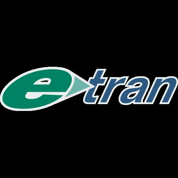 e-tran Logo ,Logo , icon , SVG e-tran Logo