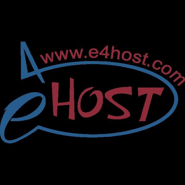 E4host.com Logo ,Logo , icon , SVG E4host.com Logo