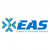 EAS Extreme and Advanced Solutions Logo ,Logo , icon , SVG EAS Extreme and Advanced Solutions Logo