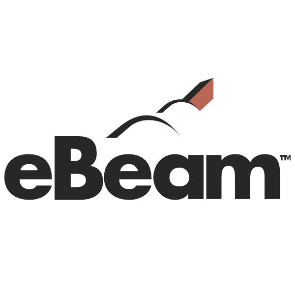eBeam ,Logo , icon , SVG eBeam