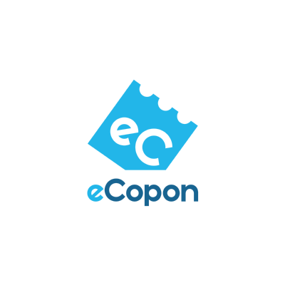 شعار eCopon Logo (002) 0١ ,Logo , icon , SVG شعار eCopon Logo (002) 0١