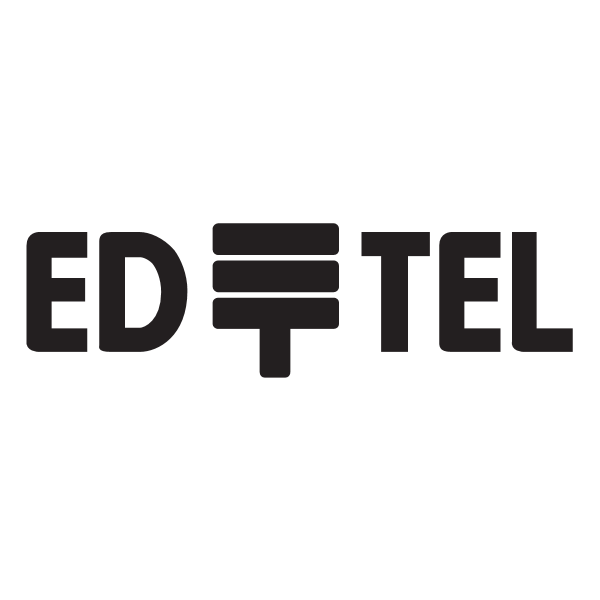ED Tel Logo ,Logo , icon , SVG ED Tel Logo