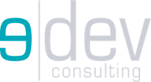edev consulting Logo ,Logo , icon , SVG edev consulting Logo