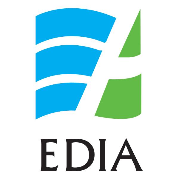 EDIA Logo ,Logo , icon , SVG EDIA Logo