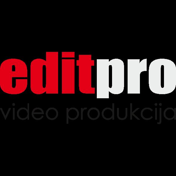 EDITPRO video produkcija Logo ,Logo , icon , SVG EDITPRO video produkcija Logo