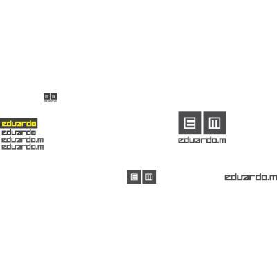 Eduardo.M Logo ,Logo , icon , SVG Eduardo.M Logo