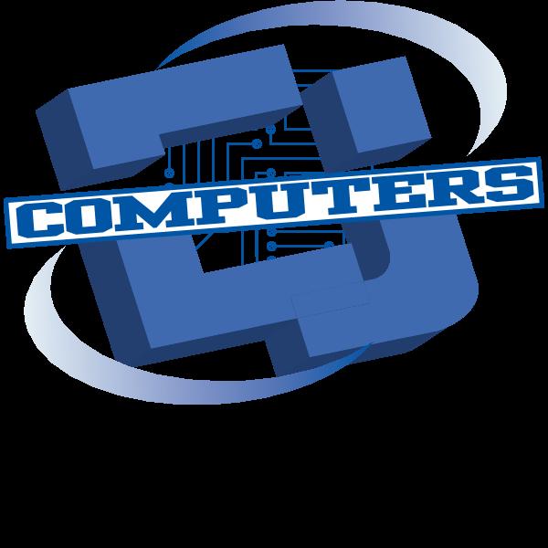EJ Computers Logo ,Logo , icon , SVG EJ Computers Logo