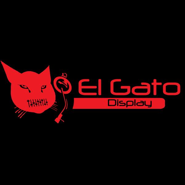 El Gato Display Logo ,Logo , icon , SVG El Gato Display Logo