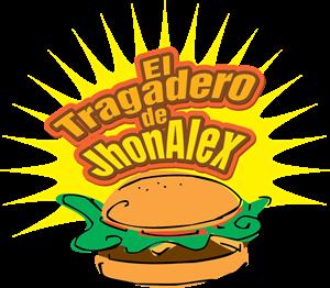 El Tragdero de JhonAlex Logo ,Logo , icon , SVG El Tragdero de JhonAlex Logo