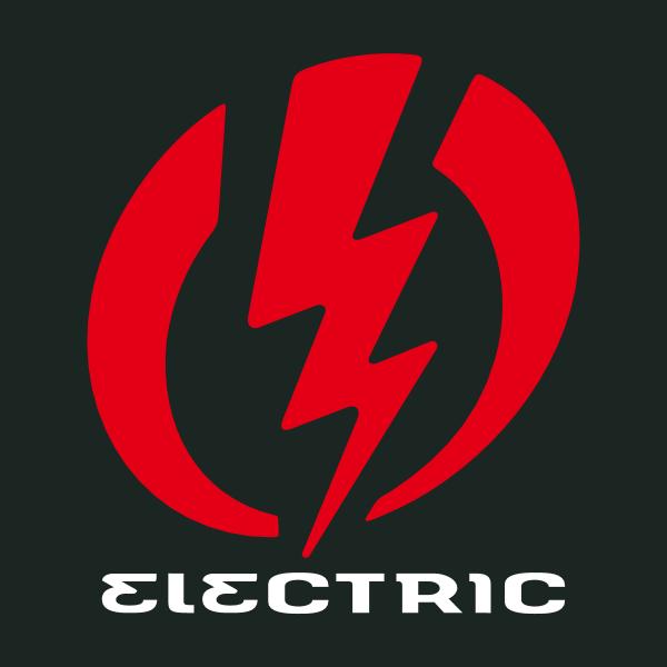 electric visual Logo ,Logo , icon , SVG electric visual Logo