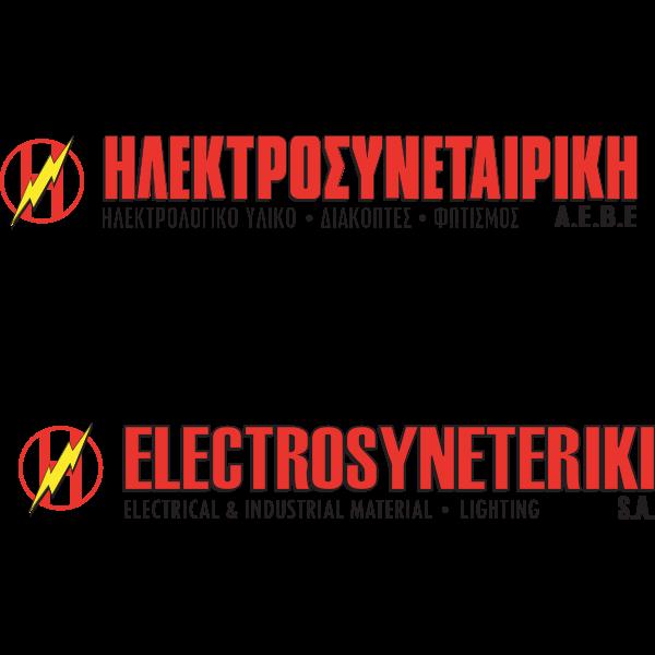 ELECTROSYNETERIKI SA Logo ,Logo , icon , SVG ELECTROSYNETERIKI SA Logo