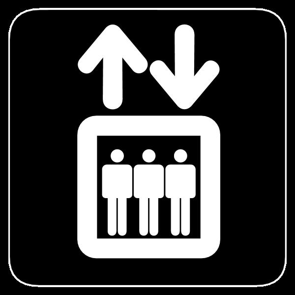 ELEVATOR SYMBOL Logo ,Logo , icon , SVG ELEVATOR SYMBOL Logo