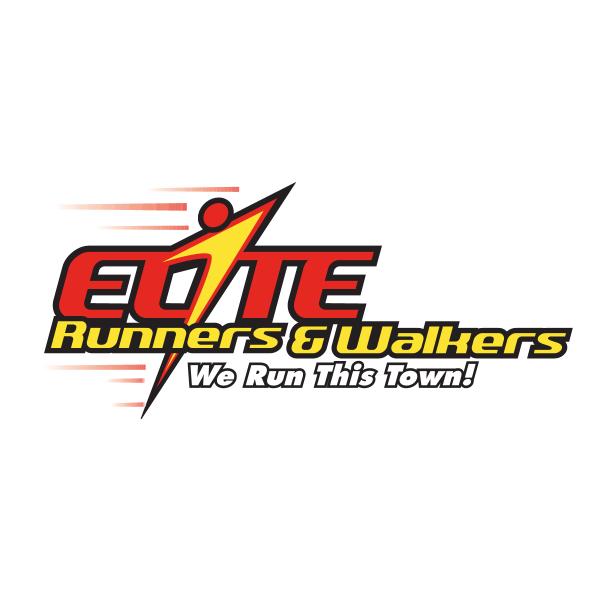 Elite Runners & Walkers Logo ,Logo , icon , SVG Elite Runners & Walkers Logo