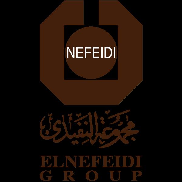 شعار مجموعة النفيدي ,Logo , icon , SVG شعار مجموعة النفيدي