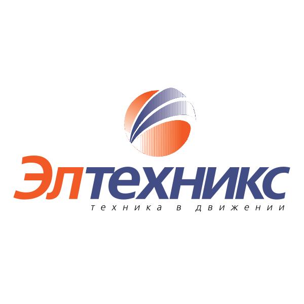Eltechnix Logo ,Logo , icon , SVG Eltechnix Logo