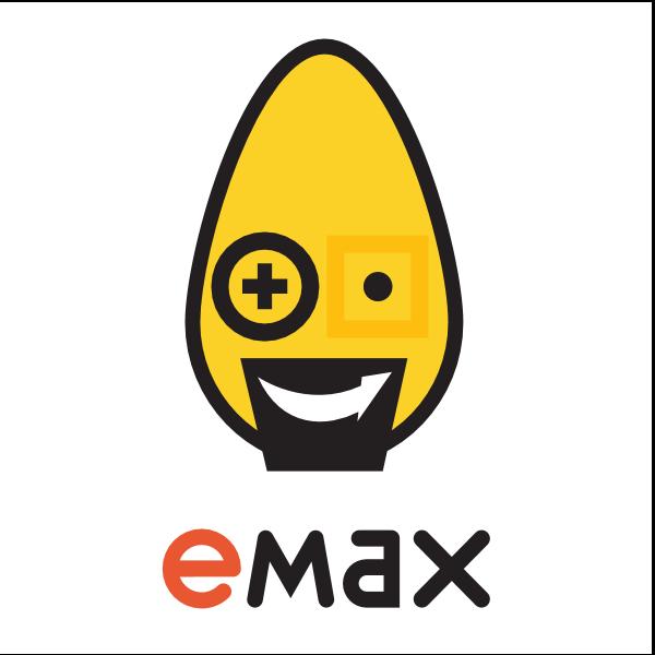 emax Logo ,Logo , icon , SVG emax Logo