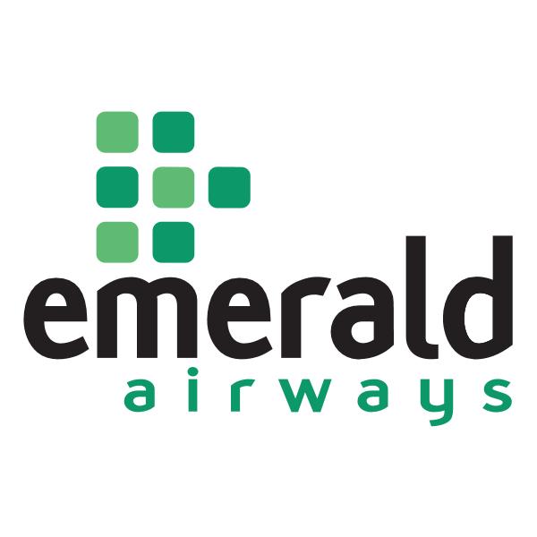 Emerald Airways Logo ,Logo , icon , SVG Emerald Airways Logo