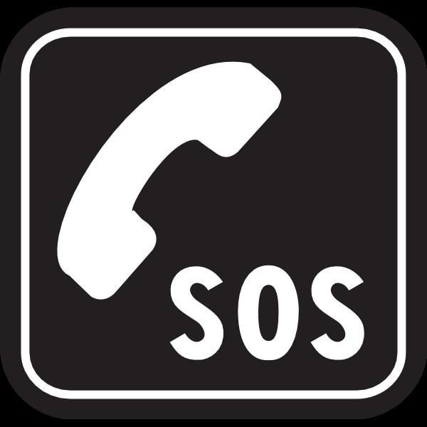 EMERGENCY CALLS Logo ,Logo , icon , SVG EMERGENCY CALLS Logo