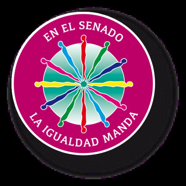 En El Senado Igualidad Manda Logo ,Logo , icon , SVG En El Senado Igualidad Manda Logo