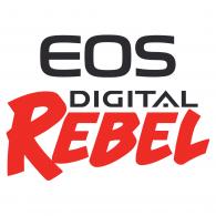 Eos Rebel Canon Logo ,Logo , icon , SVG Eos Rebel Canon Logo