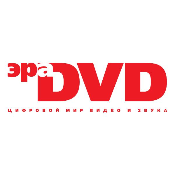 Era DVD Logo ,Logo , icon , SVG Era DVD Logo