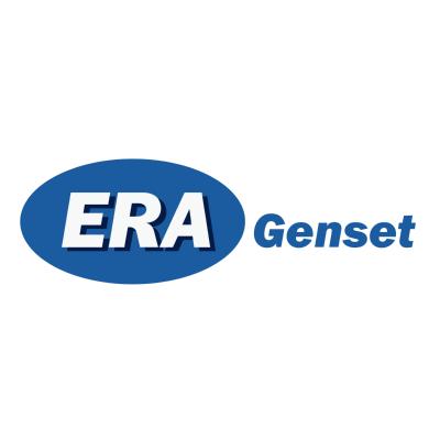 ERA GENSET Logo ,Logo , icon , SVG ERA GENSET Logo