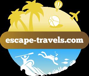 Escape Travels Logo ,Logo , icon , SVG Escape Travels Logo