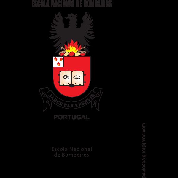 ESCOLA NACIONAL DE BOMBEIROS Logo ,Logo , icon , SVG ESCOLA NACIONAL DE BOMBEIROS Logo