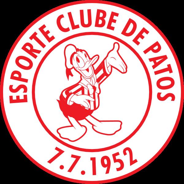 Esporte Clube de Patos Logo ,Logo , icon , SVG Esporte Clube de Patos Logo