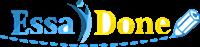 Essay Done UK Logo ,Logo , icon , SVG Essay Done UK Logo