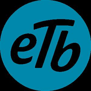 ETB Bogota Logo ,Logo , icon , SVG ETB Bogota Logo