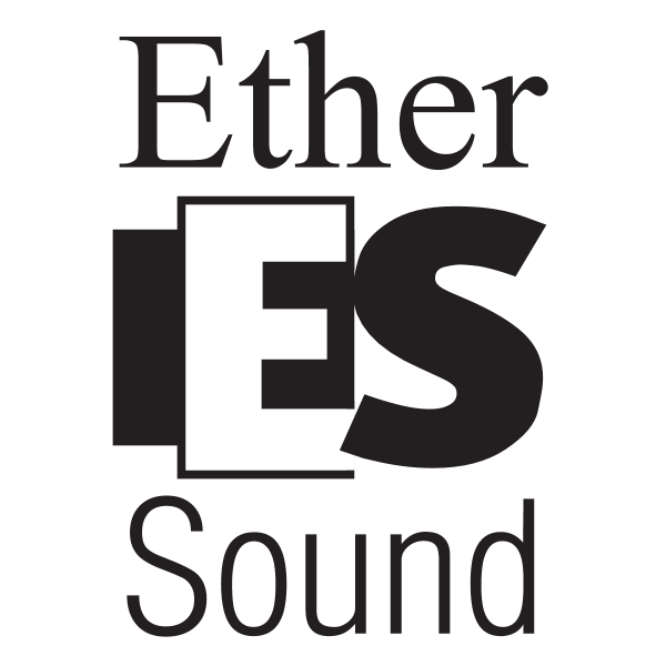 EtherSound Logo ,Logo , icon , SVG EtherSound Logo