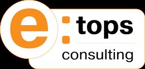 eTops Consulting Logo ,Logo , icon , SVG eTops Consulting Logo