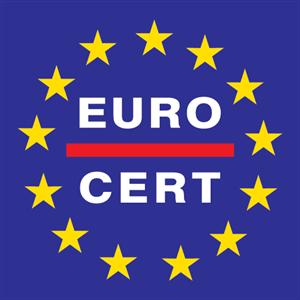 Euro Cert Logo ,Logo , icon , SVG Euro Cert Logo