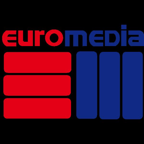 Euro media Logo ,Logo , icon , SVG Euro media Logo