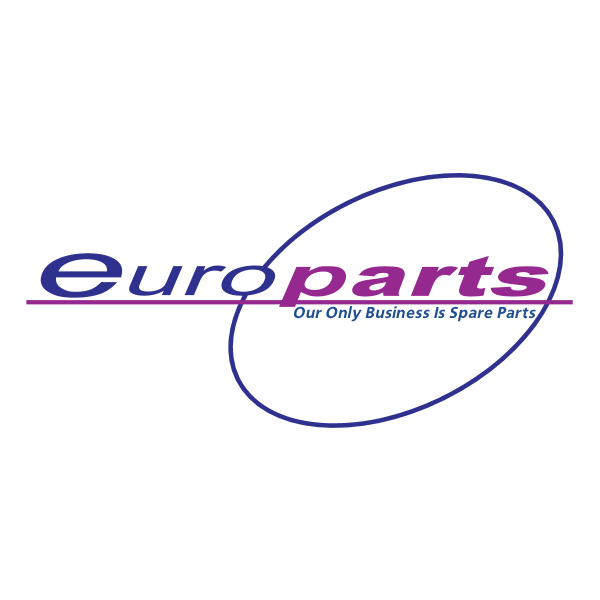 Euro Parts Logo ,Logo , icon , SVG Euro Parts Logo