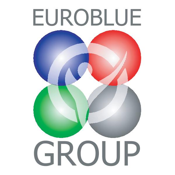 EuroBlue Group Logo ,Logo , icon , SVG EuroBlue Group Logo