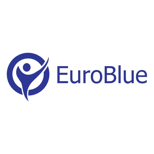 EuroBlue Logo ,Logo , icon , SVG EuroBlue Logo