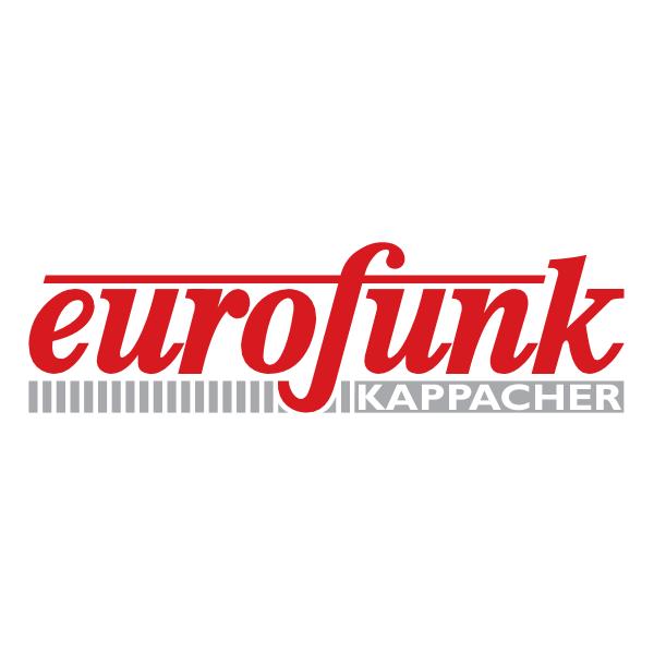 eurofunk Kappacher GmbH Logo ,Logo , icon , SVG eurofunk Kappacher GmbH Logo