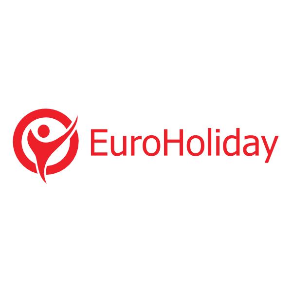 EuroHoliday Logo ,Logo , icon , SVG EuroHoliday Logo