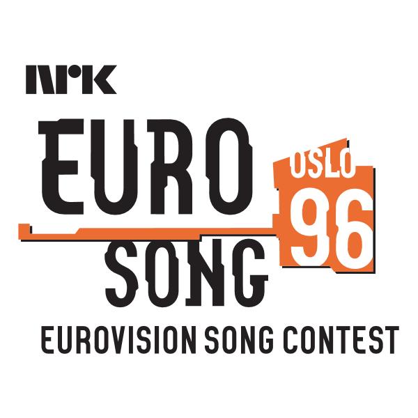 Eurovision Song Contest 1996 Logo ,Logo , icon , SVG Eurovision Song Contest 1996 Logo