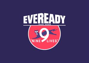 eveready – nine lives Logo ,Logo , icon , SVG eveready – nine lives Logo