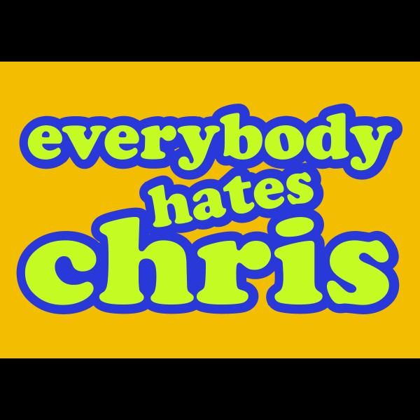 Everybody Hates Chris Logo ,Logo , icon , SVG Everybody Hates Chris Logo