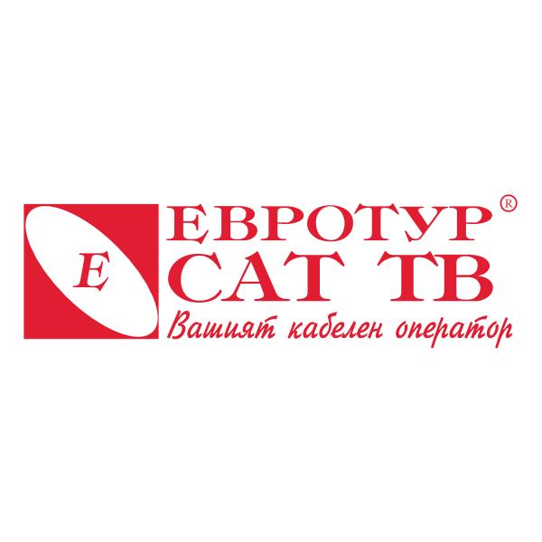 Evrotur Sat TV Logo ,Logo , icon , SVG Evrotur Sat TV Logo