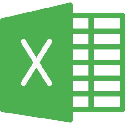 excel ,Logo , icon , SVG excel