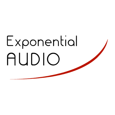 exponential audio ,Logo , icon , SVG exponential audio
