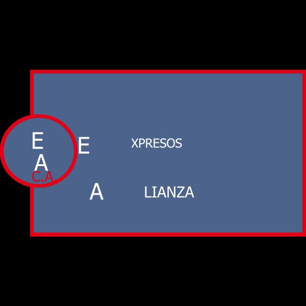 Expresos Alianza Logo ,Logo , icon , SVG Expresos Alianza Logo