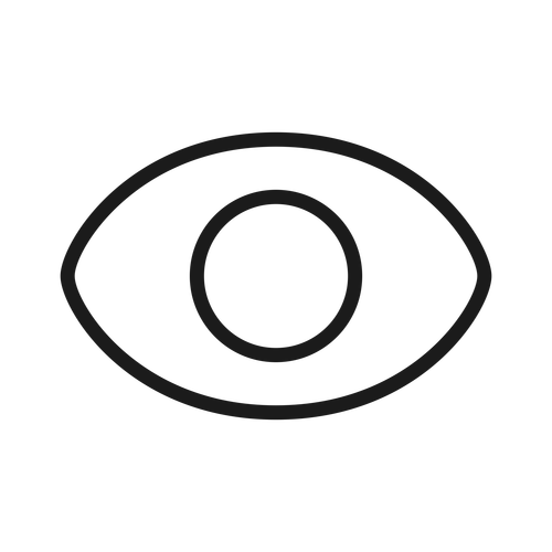 eye ,Logo , icon , SVG eye