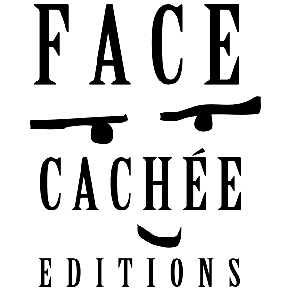 Face Cachee Editions ,Logo , icon , SVG Face Cachee Editions